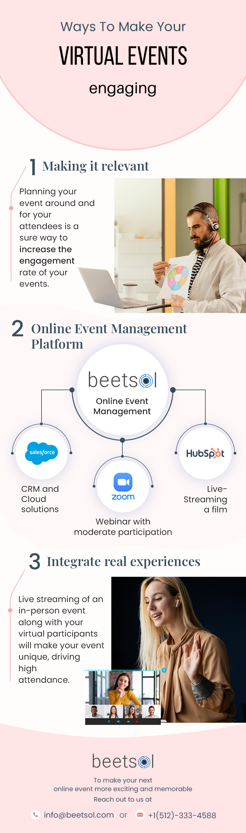 Best ways of making your virtual events engaging