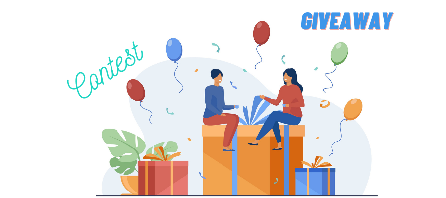 Organize a Giveaway