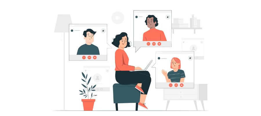 Online Meeting Management